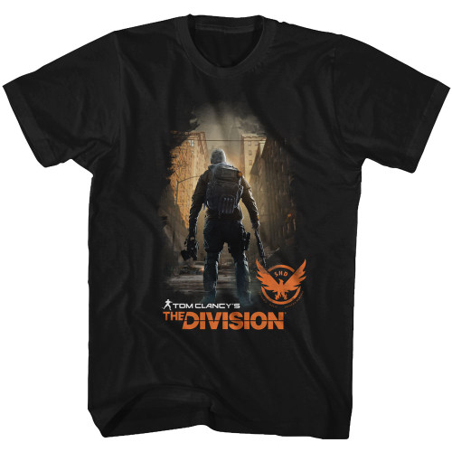 Image for The Division Cover Art T-Shirt