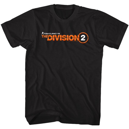 Image for The Division Division 2 Logo T-Shirt