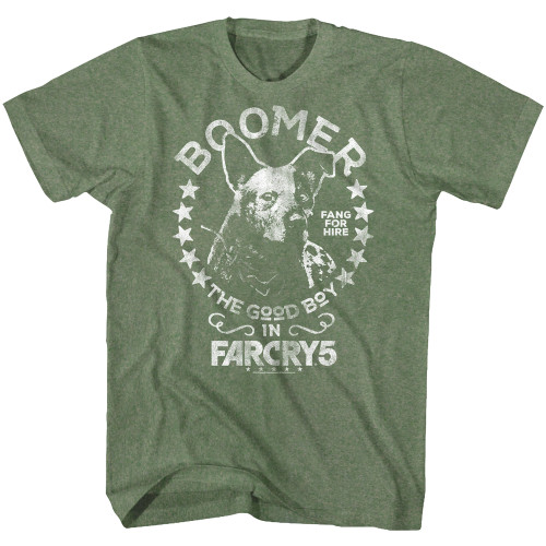 Image for Far Cry Boomer T-Shirt