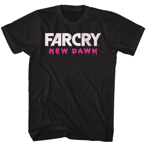 Image for Far Cry New Dawn White Logo T-Shirt