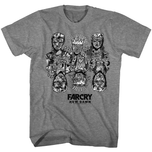 Image for Far Cry The Twins T-Shirt