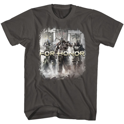 Image for For Honor Warriors of Honor T-Shirt