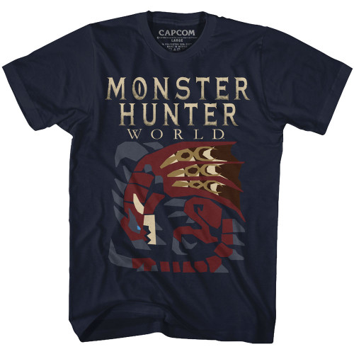 Image for Monster Hunter Large Dragon T-Shirt
