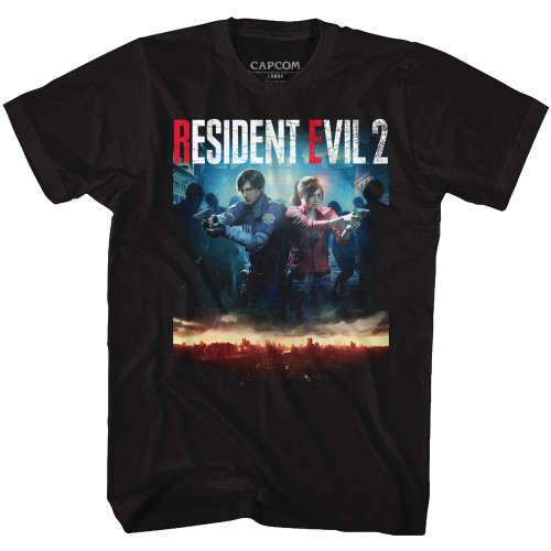 Image for Resident Evil RE2 Make Cover T-Shirt