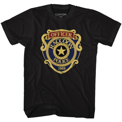 Image for Resident Evil Badge T-Shirt