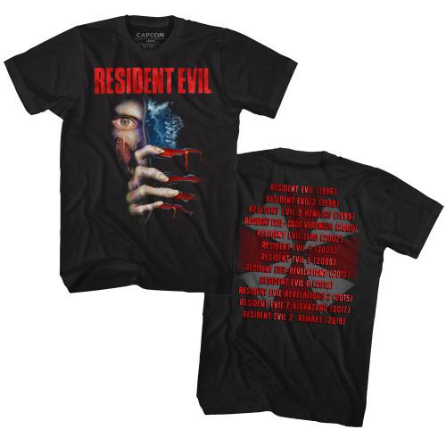 Image for Resident Evil Release 2 T-Shirt