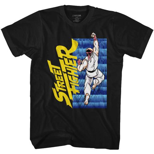 Image for Street Fighter Uppercuttin' T-Shirt