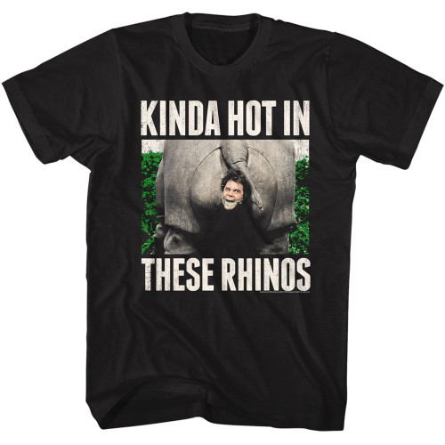 Image for Ace Ventura Pet Detective T-Shirt - These Rhinos