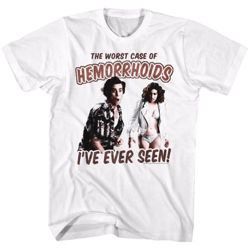 Image for Ace Ventura Pet Detective T-Shirt - Worst Case