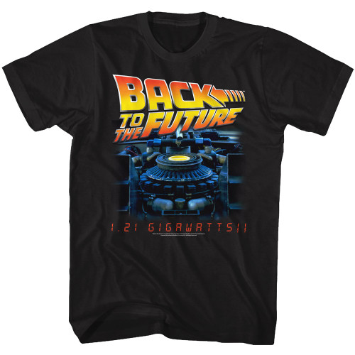 Image for Back to the Future T-Shirt - G Side