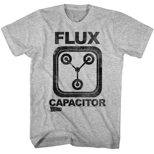 Image for Back to the Future T-Shirt - The Flux Capacitor