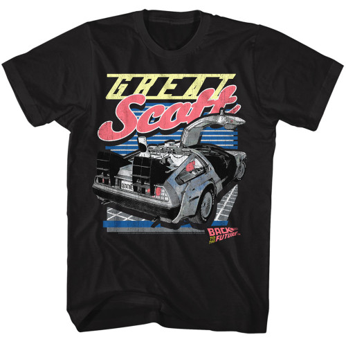 Image for Back to the Future T-Shirt - Great Scott