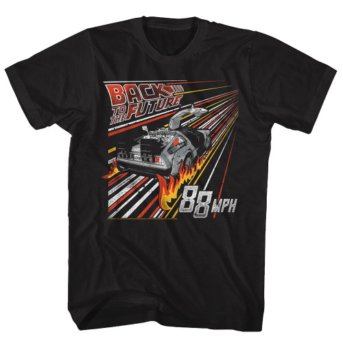 Image for Back to the Future T-Shirt - Streak to the Future
