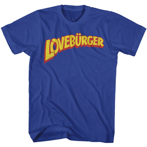 Image for Can't Hardly Wait T-Shirt - Loveburger