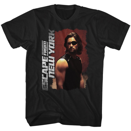 Image for Escape from New York T-Shirt - Kurt Russel Pose