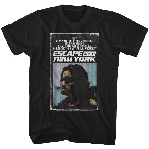 Image for Escape from New York T-Shirt - Book