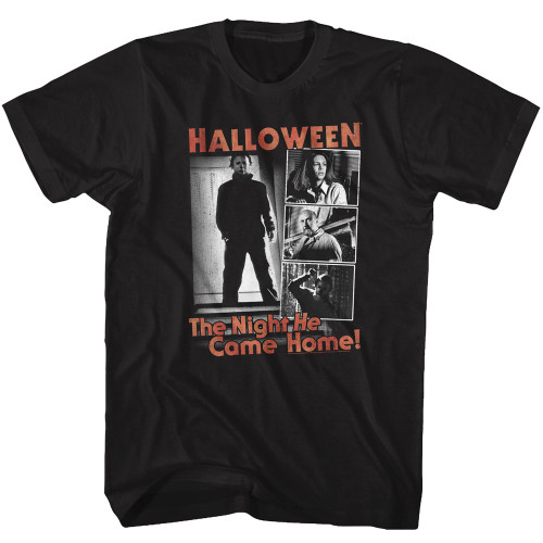 Image for Halloween T-Shirt - The Night