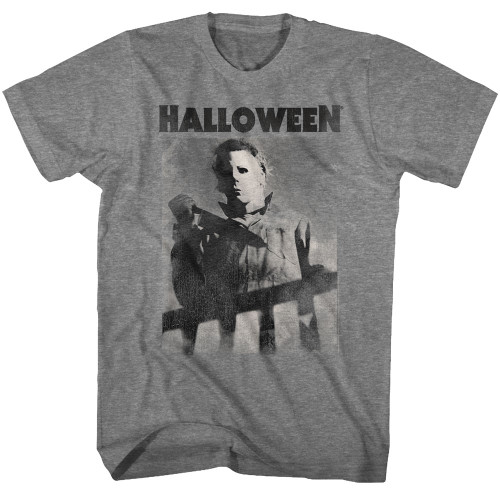 Image for Halloween T-Shirt - Mike Fade
