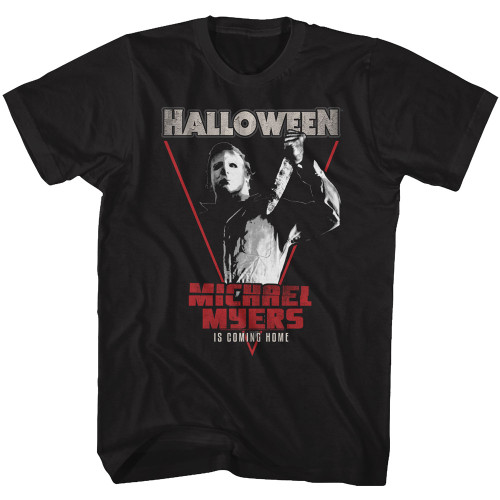 Image for Halloween T-Shirt - Michael Coming Home