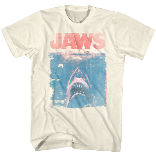 Image for Jaws T-Shirt - Fade