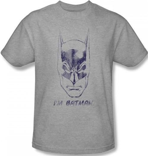 Image for Batman T-Shirt - I'm Batman