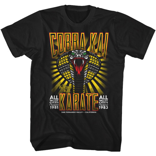Image for Karate Kid T-Shirt - Tattoo Cobra