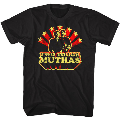Image for Karate Kid T-Shirt - Two Tough Muthas