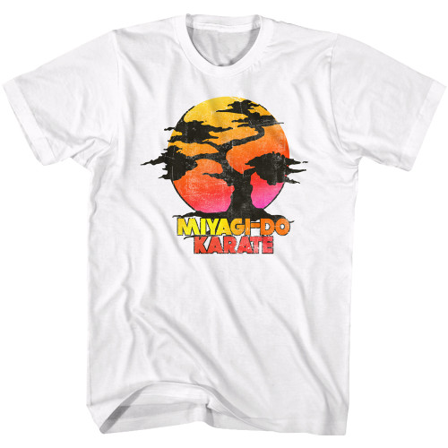 Image for Karate Kid T-Shirt - MYD