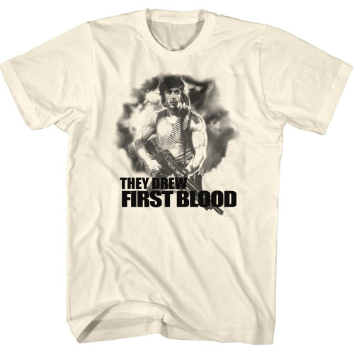 Image for Rambo T-Shirt - First Blood