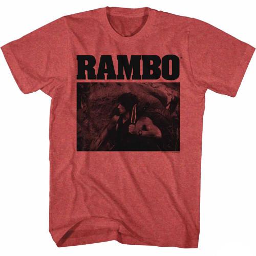 Image for Rambo T-Shirt - Marine