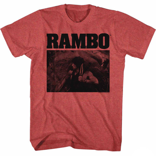 Image for Rambo T-Shirt - Marine