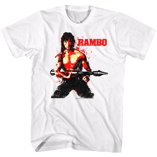 Image for Rambo T-Shirt - Red Rambo