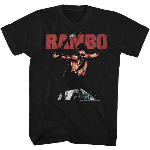 Image for Rambo T-Shirt - Bow Pull