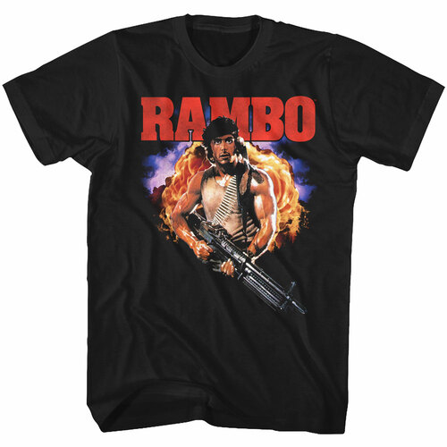 Image for Rambo T-Shirt - Explooooode