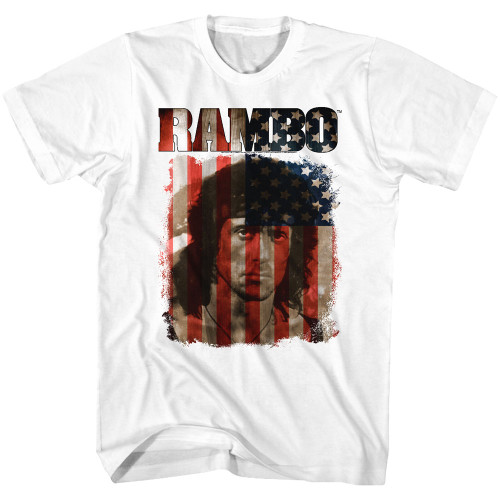 Image for Rambo T-Shirt - 'Merica