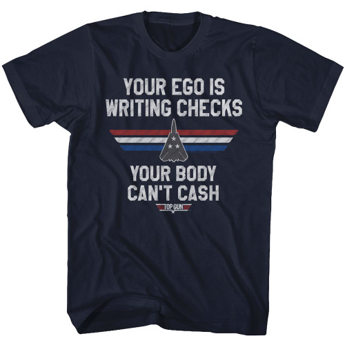 Image for Top Gun T-Shirt - Ego Check