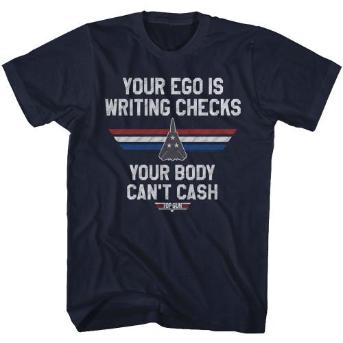 Image for Top Gun T-Shirt - Ego Check