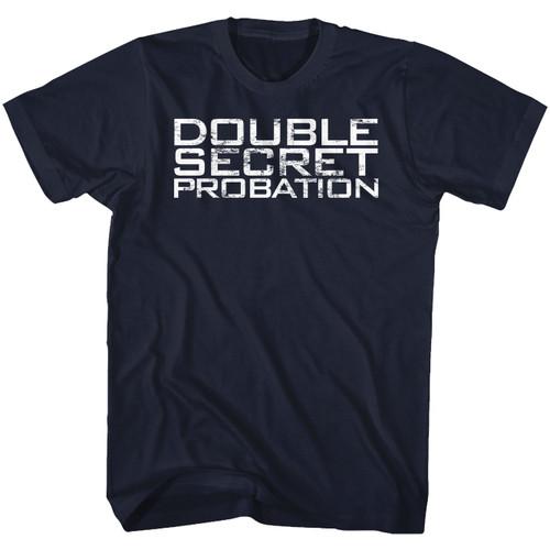 Image for Animal House T-Shirt - Put Them on Double Secret Probation