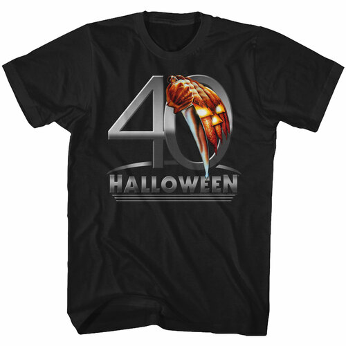 Image for Halloween T-Shirt - 40 Halloween