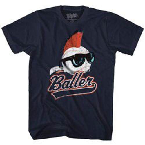Image for Major League T-Shirt - So Baller