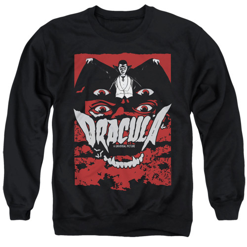 Image for Dracula Crewneck - As I Have Lived