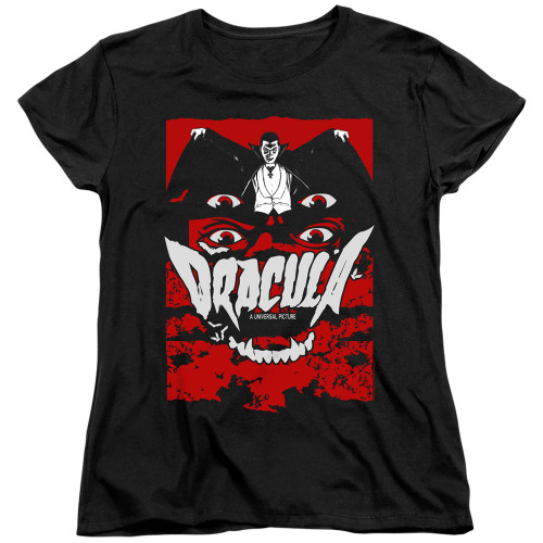 Image for Dracula Womans T-Shirt - As I Have Lived