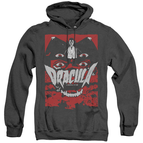 Image for Dracula Heather Hoodie - As I Have Lived