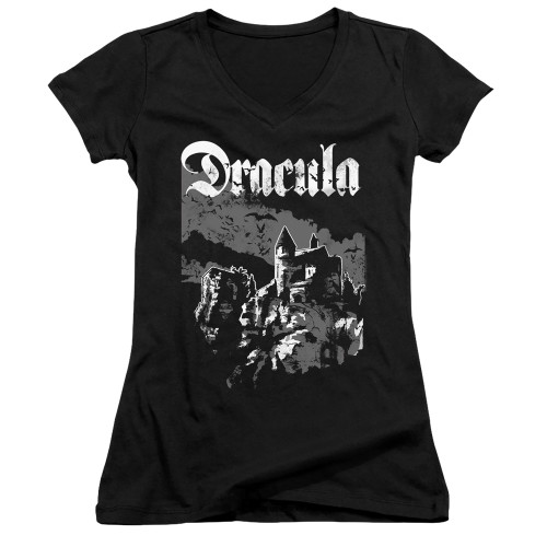 Image for Dracula Girls V Neck - Castle