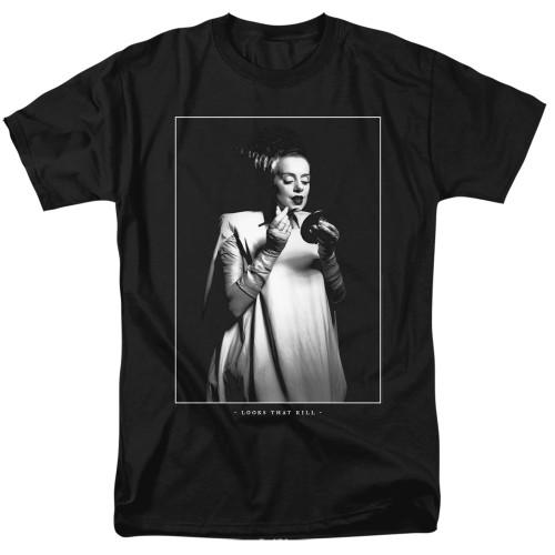 Image for Bride of Frankenstein T-Shirt - Looks That Kill