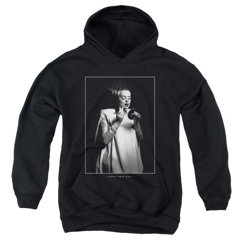 Image for Bride of Frankenstein Youth Hoodie - Looks That Kill