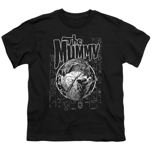 Image for The Mummy Youth T-Shirt - Rise