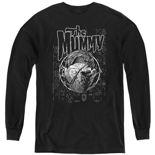 Image for The Mummy Youth Long Sleeve T-Shirt - Rise