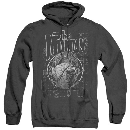 Image for The Mummy Heather Hoodie - Rise