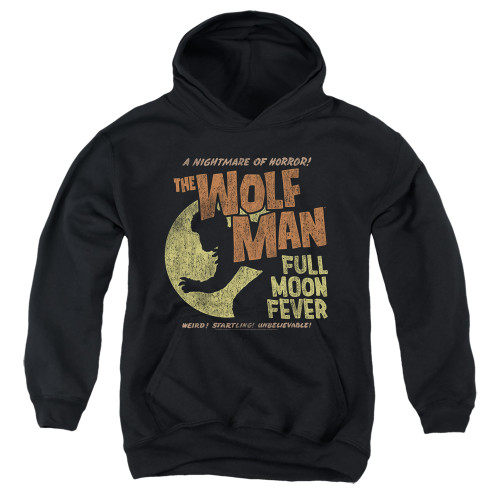Image for The Wolfman Youth Hoodie - Full Moon Fever